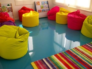 epoxy flooring solutions for childcare centers