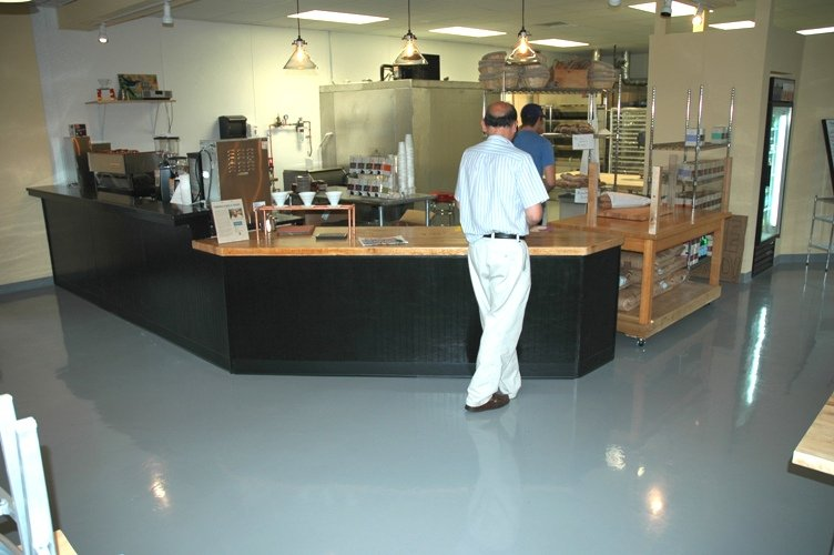 commercial kitchen epoxy floors in rhode island & cape cod ma