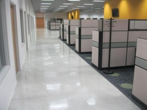 office building flooring solutions
