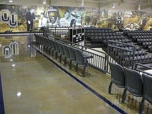 epoxy floors for universities