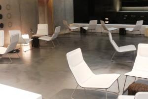 concrete flooring epoxy for hotels