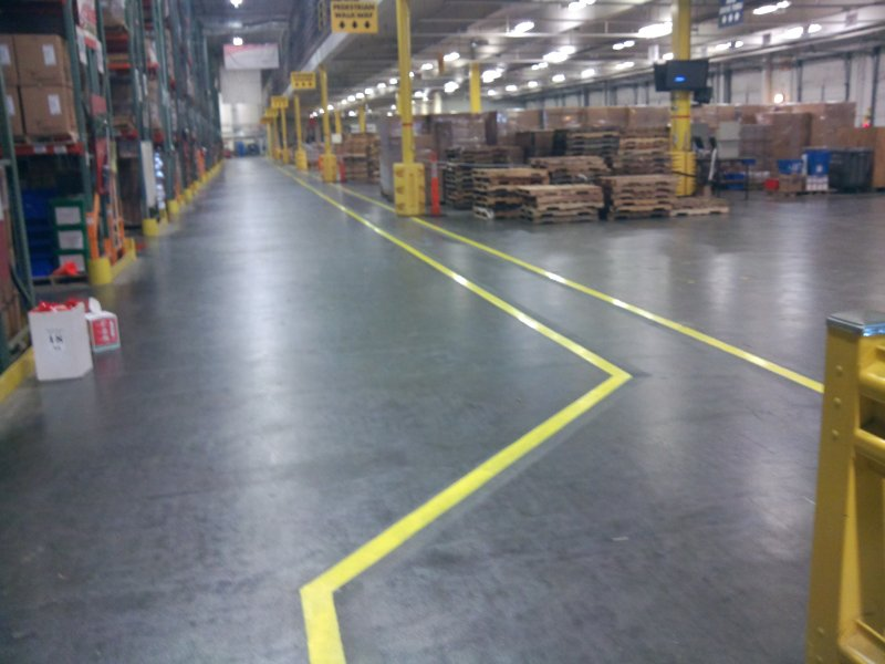 Industrial Epoxy Flooring Rhode Island Amp Massachusetts